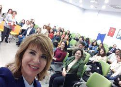 8 Mart'ta Antalya Proje Sorumlumuz ASSİM'deydi